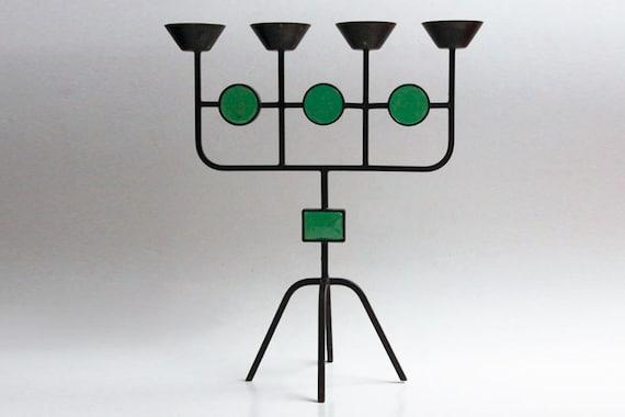 Vintage Candle Holder - 60s - Erik Hoglund