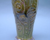 One of a Kind Textured Tumbler