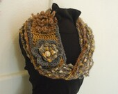 fall flowers scarf winter clearance sale free shipping