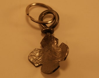 Hand Forged Keyring