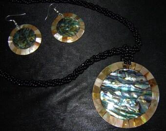 Abalone Shell Set