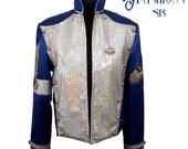 Sale - Michael Jackson's Blood on the Dance Floor Tour Jacket