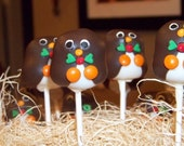 Mom's Killer Cakes & Cookies Christmas Penguin Pixie Pop Brand Cake Pops Southern Living Featured Shop