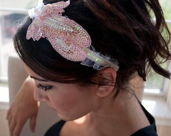 Ballerina Headband - Dance Slippers Ballerina Headband