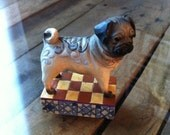 SALE 30% Off with Code SALE2013 -- Pug Statue
