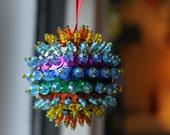 Medium Sequined Ornament