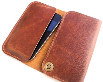 iPhone 4S leather case and wallet