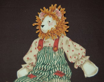 Little Country Lion Doll
