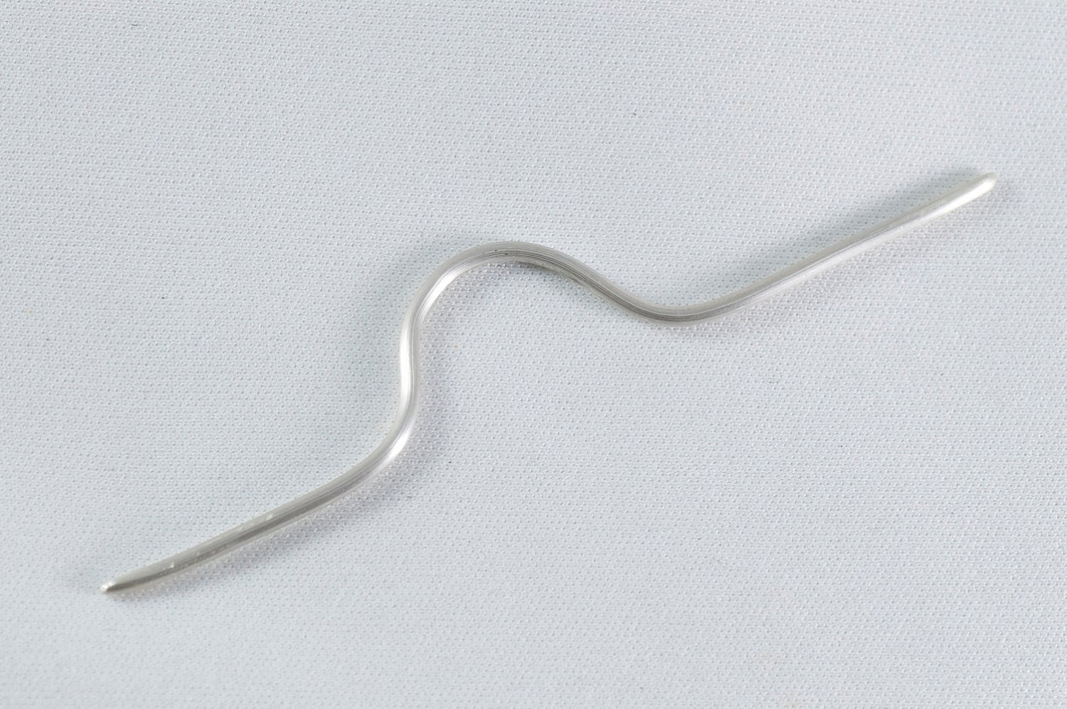 Rope Knitting Needles : Silver cable knitting needle tool supplies