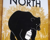The Dirty North ZINE - OHNOTHEROBOT number 11