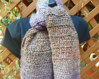 Navo Scarf Neck Warmer Hand Color