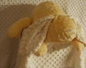 Plush Cuddly Minki Dot Floppy Earred Bunny