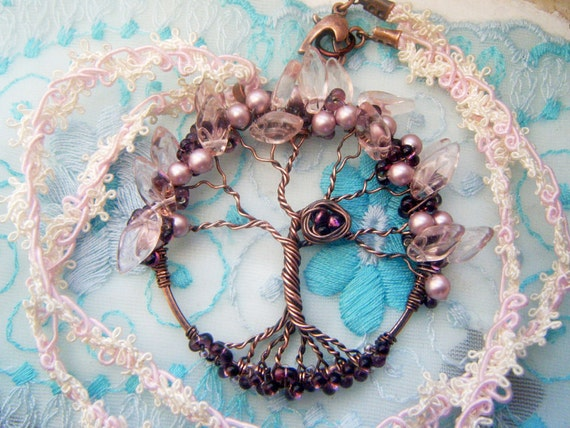 Victorian Bird Nest Tree of Life