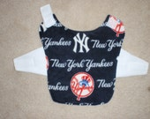 New York Yankees Fleece Dog Coat