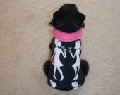 Girls Night Out  Fleece Dog Coat