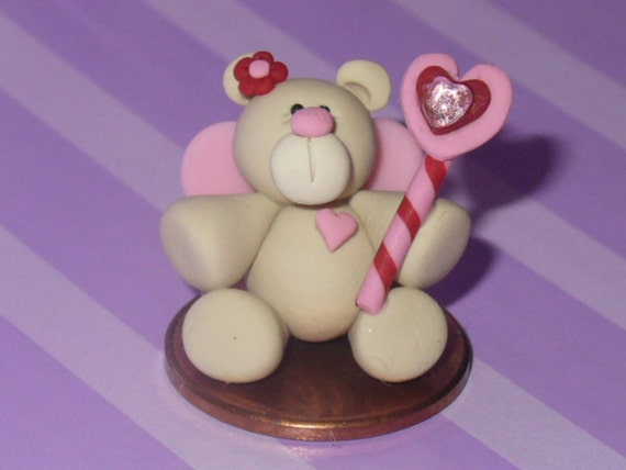 RESERVED-Miniature Fairy Bear