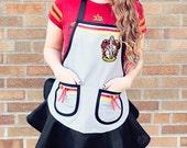 Custom Order for JENAN B. - Harry Potter Gryffindor Apron
