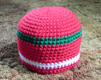 Christmas Stripe Hat