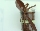 Chipper Chocolate Mint Chocolate Buttercreme Frosting Jar Cake 2 pack