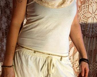 SALE  Lilu romantic organic cotton shorts. Before 40 dollar.NOW 25 dollar