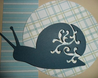 Snail cards - set of 7 - multiple occasion