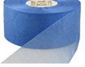 Ribbon - Midori 3/4 inch Arroyo Blue Organdy Ribbon 5 yards DIY Wedding Baby Millinery Costume Jewelry - Fabric Trim - Derby Hat