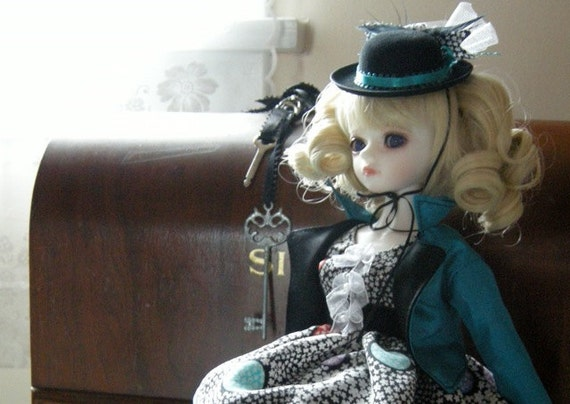 BJD doll outfit for MSD