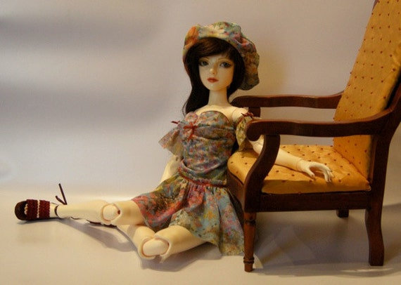 BJD clothing - Spring Time in the Meadow