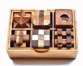 6 Puzzle Set