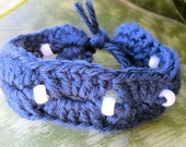 Transverse Myelitis Awareness Bracelets/ Movin for Mackenzie