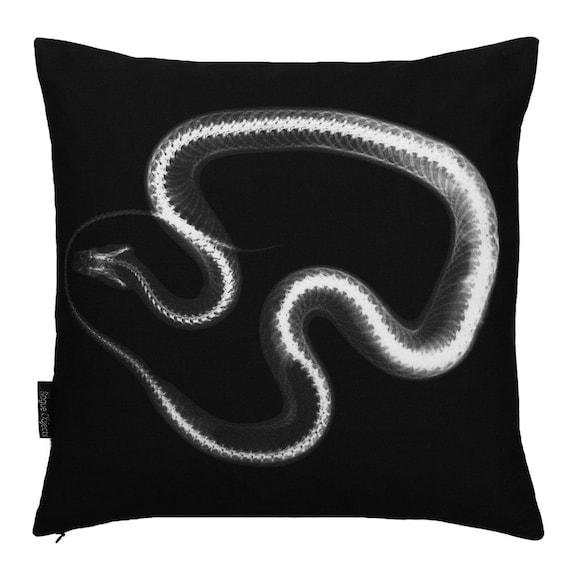 Snake X-Ray pillow