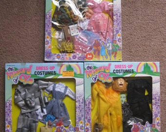 Wizard of Oz Doll Costumes  SALE