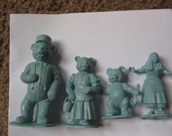 Marx Goldilocks and the Three Bears