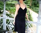 "Housewives On Fire original 1920s vintage inspired, flapper, Gatsby dress  ""Myrtle"" CUSTOM ORDER ONLY"