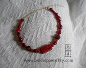 Red Asian Necklace