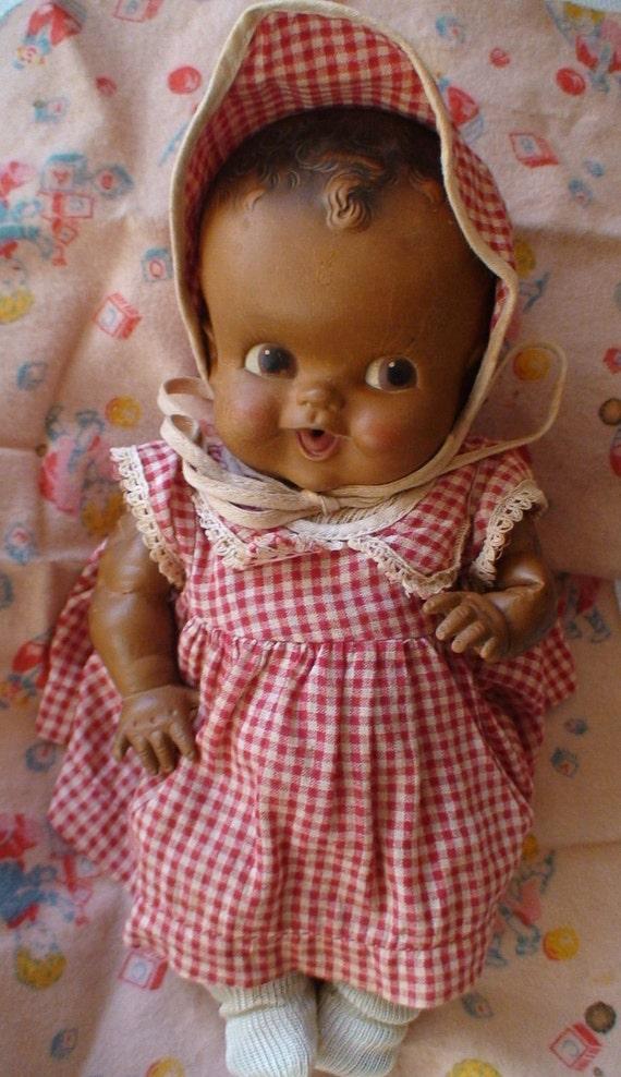 Vintage Amosandra Black Doll Amos Amp Andy By