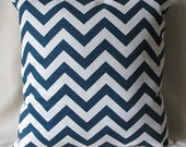 Designer Pillow Cover 18 x 18 - Chevron Textured