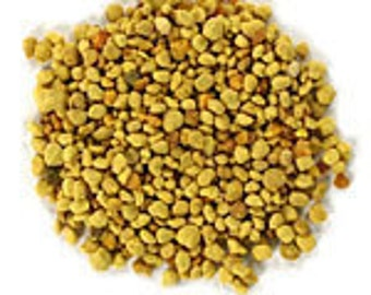 Bee POLLEN GRANULES from WIildflowers ( Allergy Remedy ) 1/2 Lb