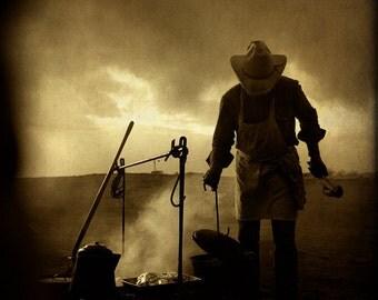 Cowboy Photography Rustic Home Decor Rodeo Western Texas Fine Art Prints