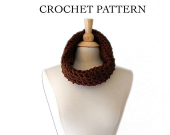 Cozy Neck Warmer Scarf - The Crochet Caretaker