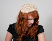 The 1950s Queen Anne's Lace Hat