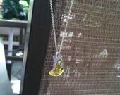 Swarovski Moon Crystal Necklace