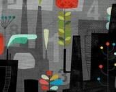 """Flower Factory 8""""x10"""""""