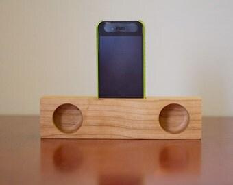 iPhone Acoustic Speaker (cherry)