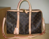 RESERVED FOR H2OXYGEN until 2/4/11 Louis Vuitton Bag