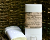 Sunscreen Stick .5 oz. with Red Raspberry Seed oil lemongrass scented