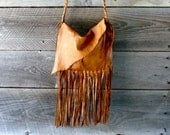 Made to Order :  Leather Handmade Native American Medicine Bag