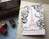 La Vie Est Belle Note Card