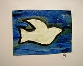 """Christmas """"Doves of Peace"""""""