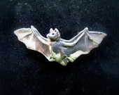 Flying Bat Charm Eco Friendly Halloween Ready